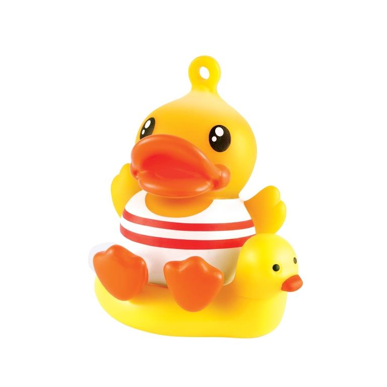 B.Duck 3D Octopus Ornament (Duckling Swim Ring)  - Child Version