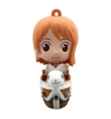 One Piece 3D Octopus Ornament - Nami